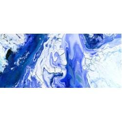 Cuadro abstracto grande impreso en lienzo de alta calidad y imagen que no pierde color