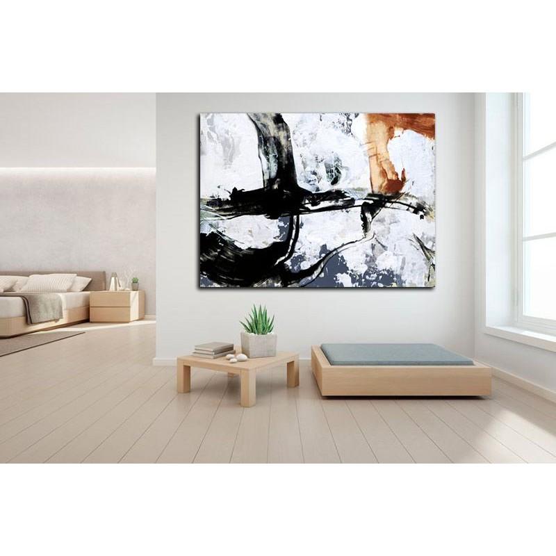 Disfruta de esta cuadro artístico en tu salón.