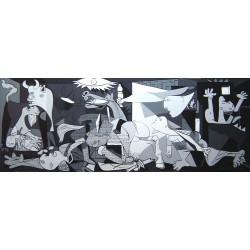 Cuadro Pintado a mano Guernica picasso cuadros pintores famosos