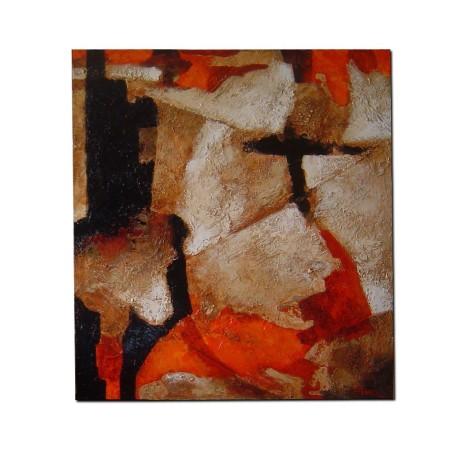 Cuadro de autor arte contemporáneo abstracto