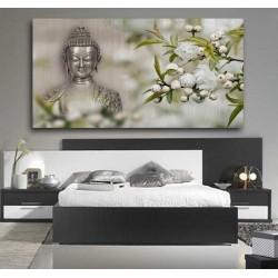 cuadros buda grandes impresos decoración cuadros para dormitorios lienzos Zen