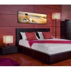 Cuadros para dormitorios. Cuadros de desnudos lienzo gran formato decoración dormitorios