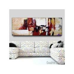 cuadros modernos abstractos pintura abstracta acrílica decoración  salón moderno. Compra online Pintura abstracta.