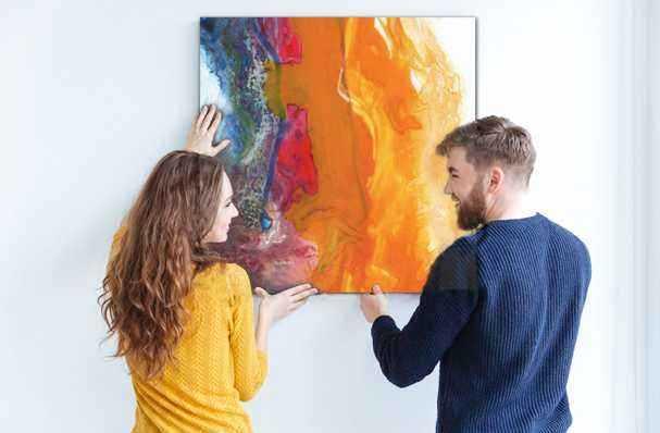 cuadros abstractos modernos impresos lienzo