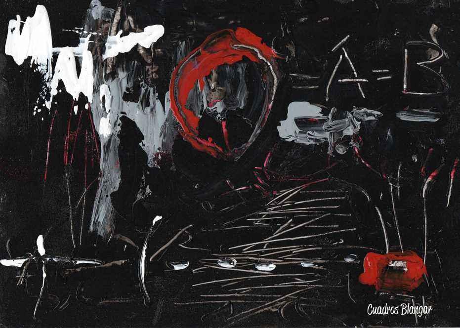 Arte cuadros modernos pintura moderna ultimas tendencias Cuadros Blangar