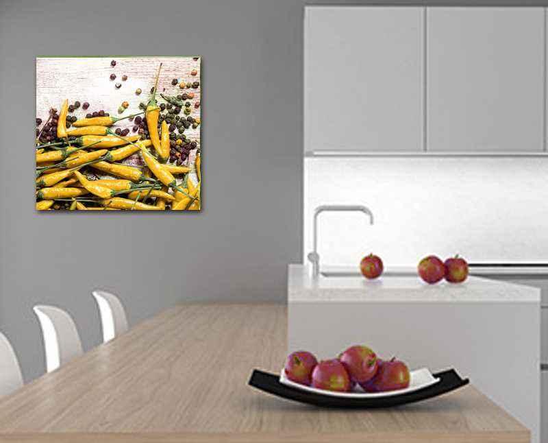 cuadro decoración cocinas modernas