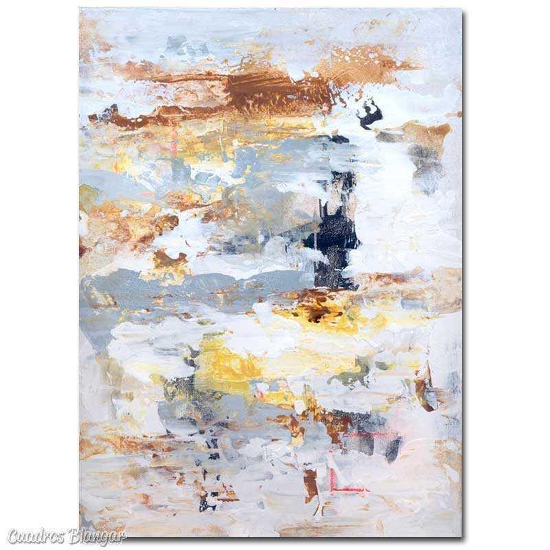 cuadro abstracto disponible para comprar online