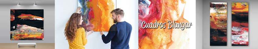 comprar cuadros abstractos online