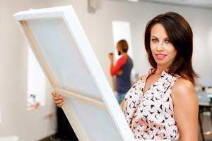 comprar cuadro lienzo con bastidor alta calidad