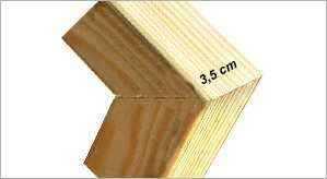 bastidor galeria 3,5 cm